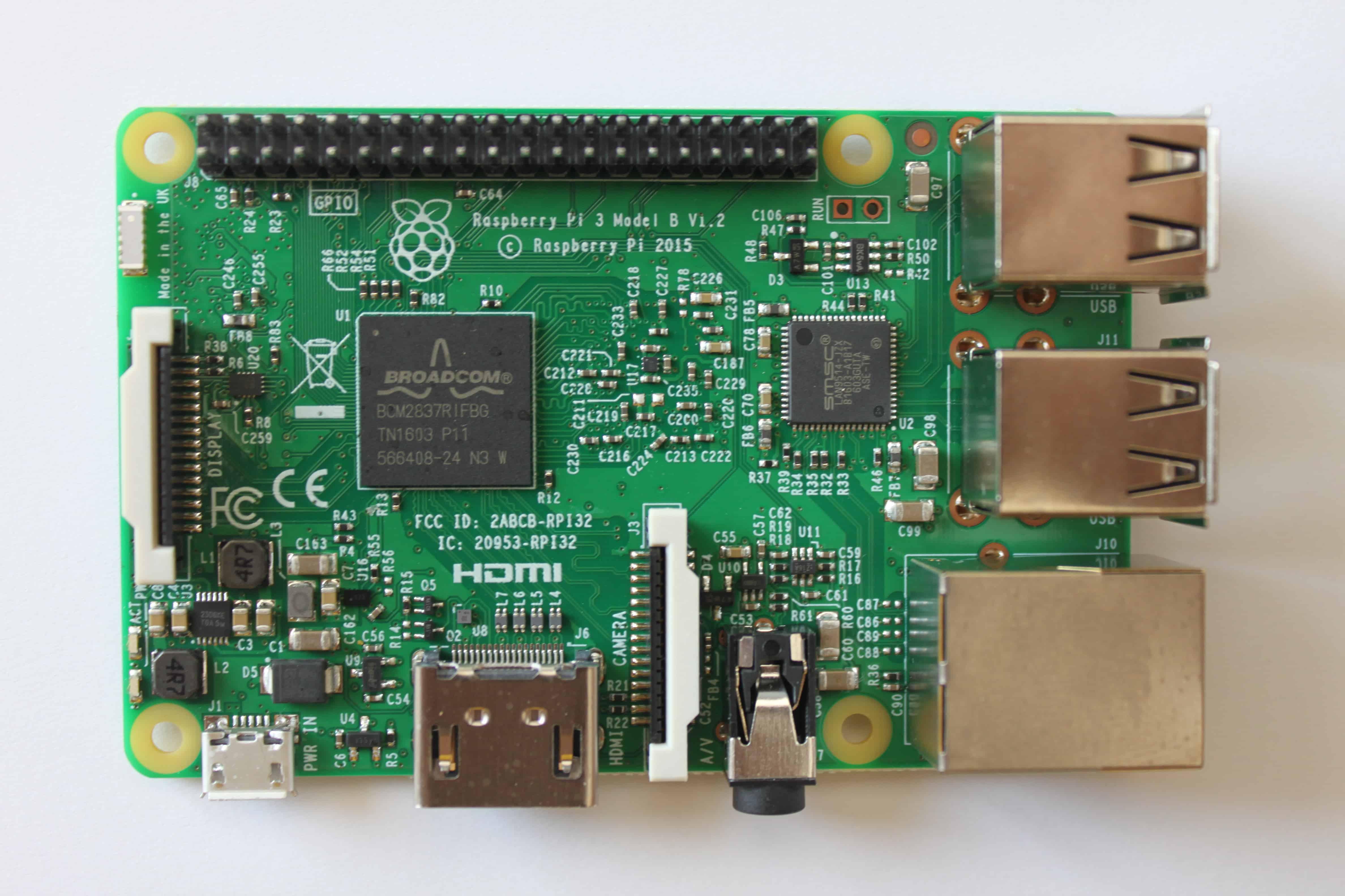 LINX 3.0 - Déploiement d'une application LabVIEW sur Raspberry Pi